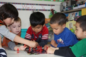 cooperative learning e bes